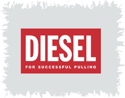 Diesel Pulling Funny T-Shirt